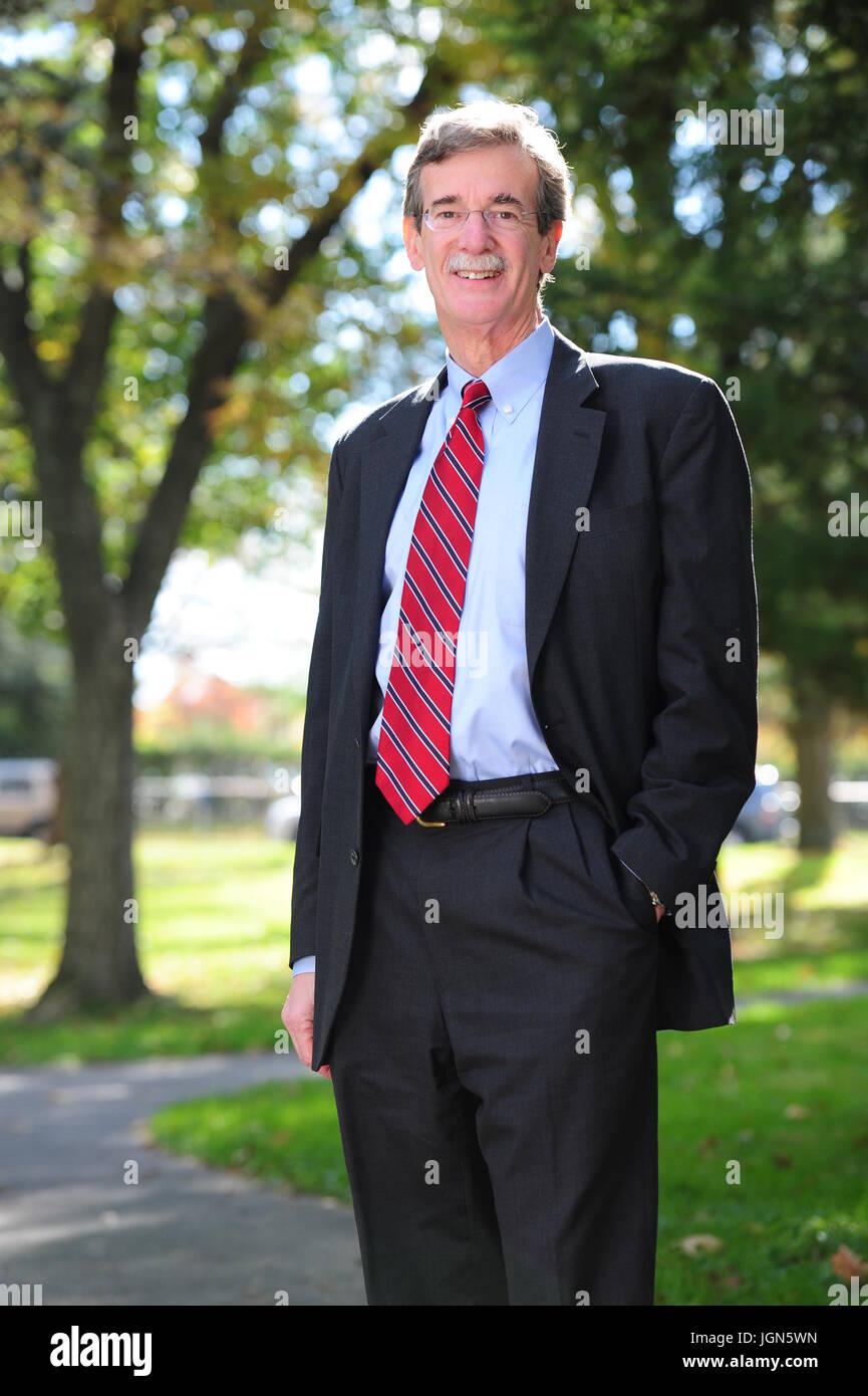 Brian Frosh americano de Maryland MD USA el Procurador General del estado de Maryland Imagen De Stock