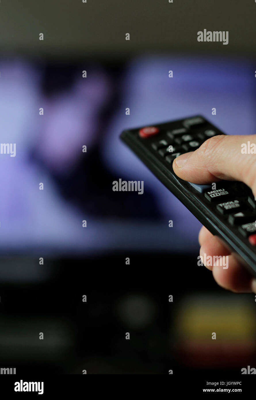 Moviéndo canales Imagen De Stock