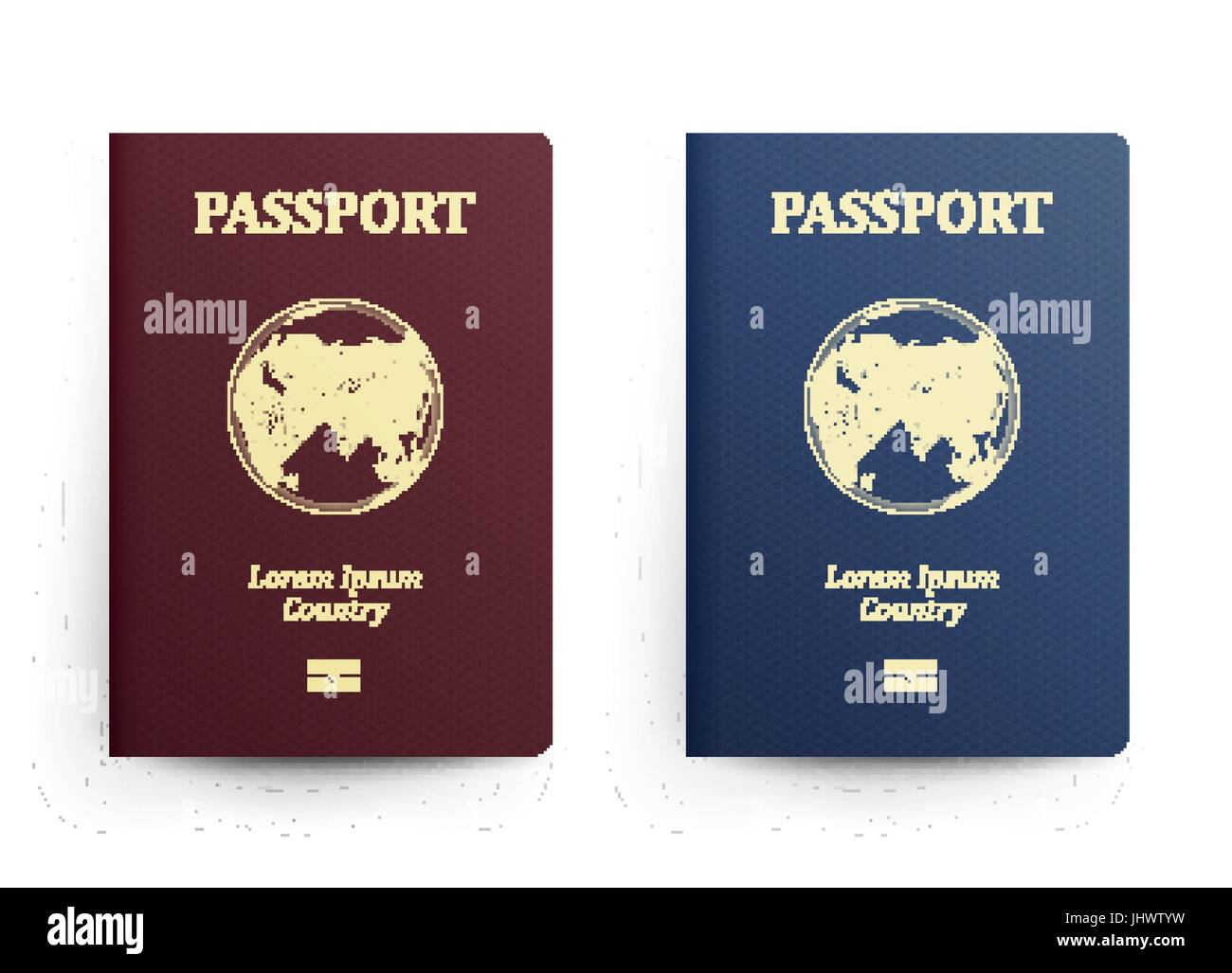 Passport Cover Imágenes De Stock & Passport Cover Fotos De Stock ...