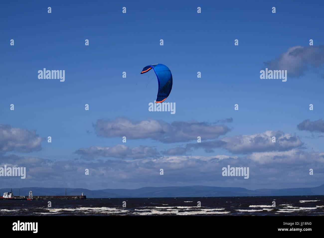 Wind surf Imagen De Stock