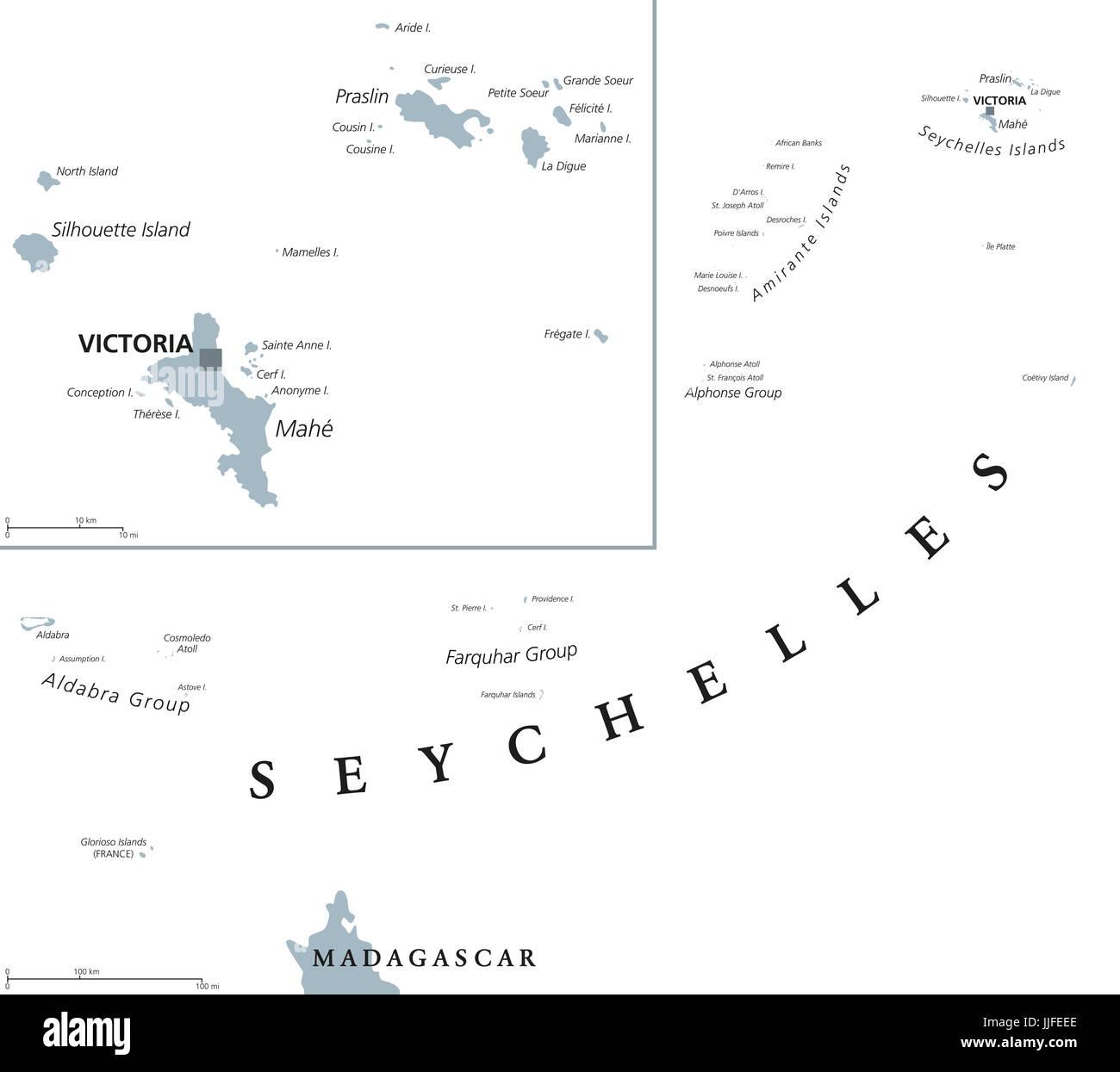 Alphonse Seychelles Imagenes De Stock Alphonse Seychelles