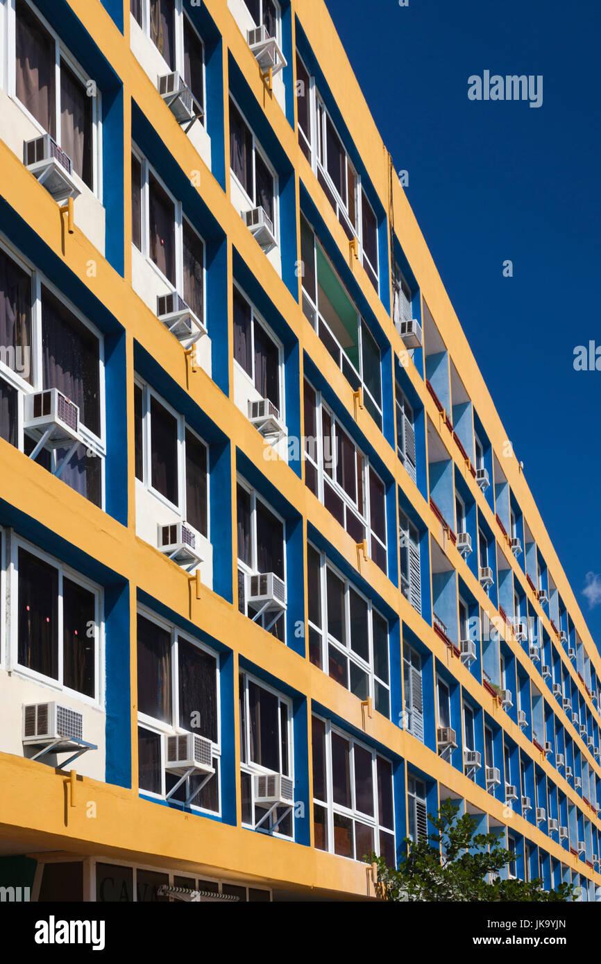 Cuba, provincia de Sancti Spiritus, Trinidad, Playa Ancón playa, Hotel Club Amigo Ancon Imagen De Stock