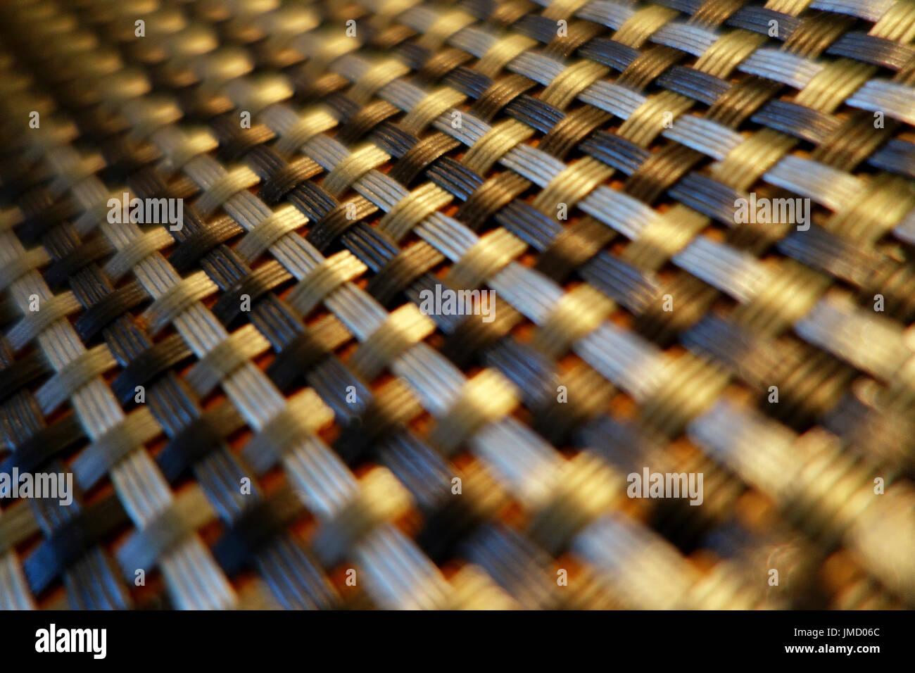 Detalle de cintas entrelazadas Imagen De Stock