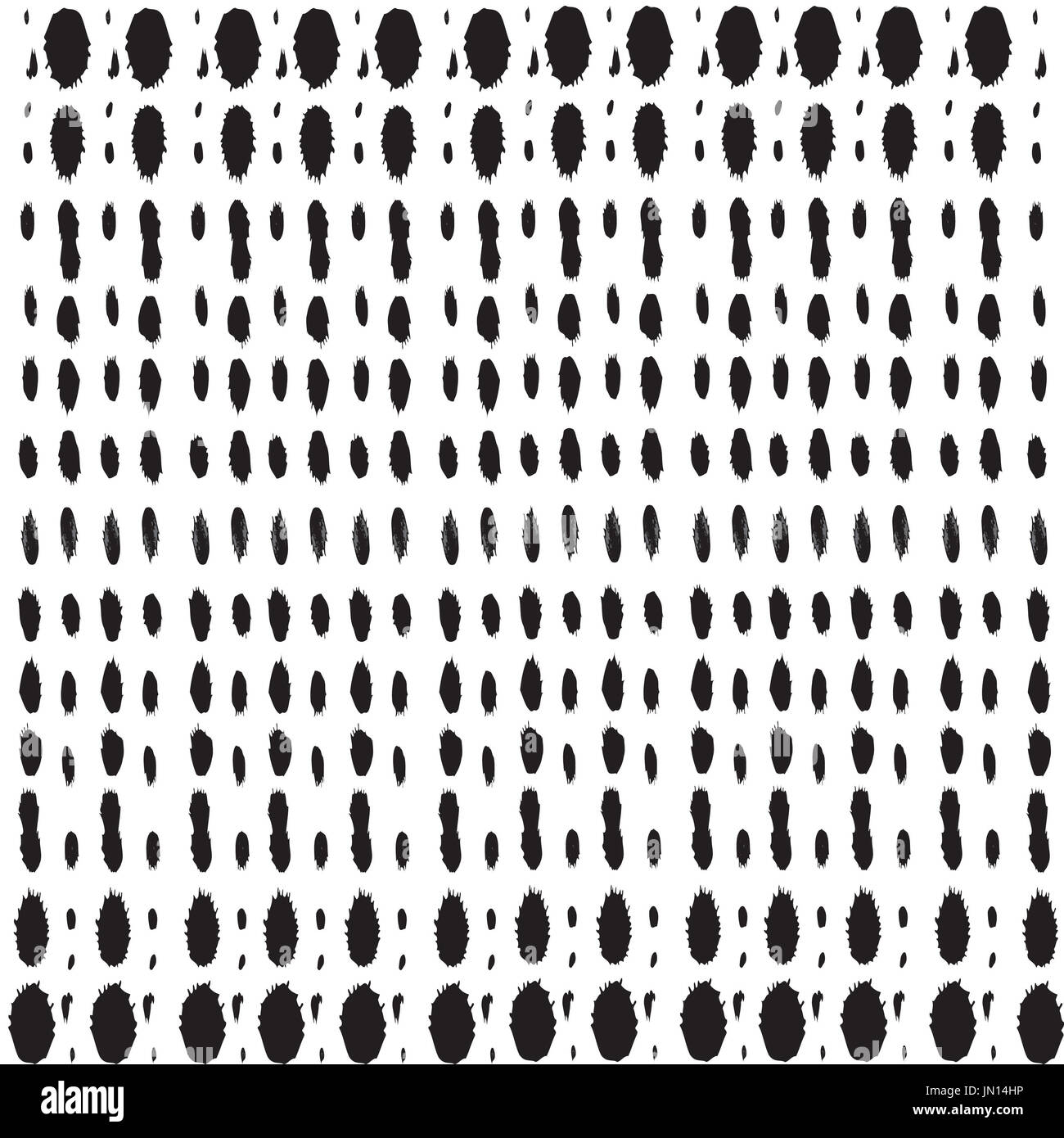 Resumen Antecedentes Dot Blot Geométrico Forrado Patrón Sin