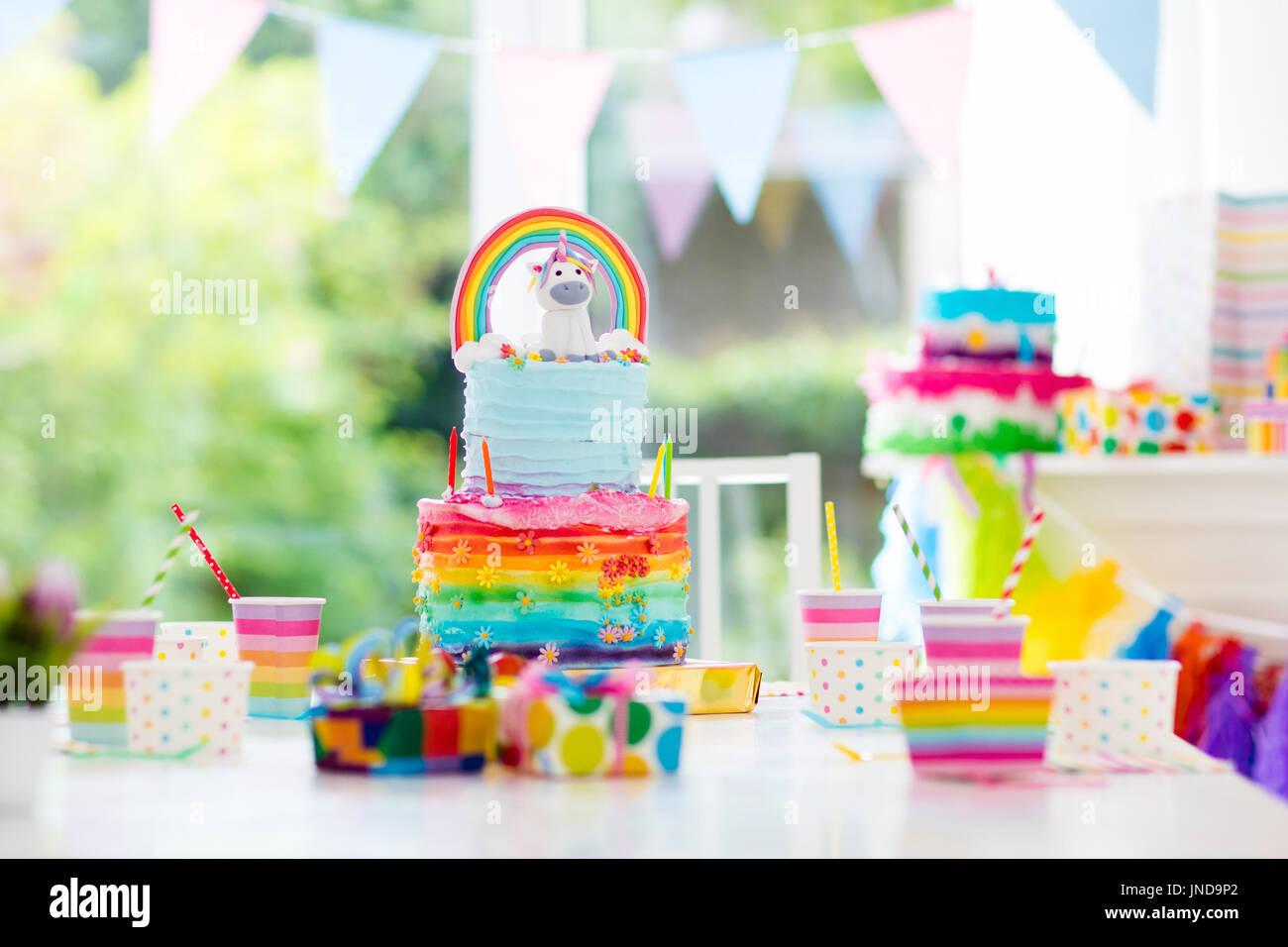 Fiesta de cumplea os para ni os decoraci n y pastel mesa - Bizcocho cumpleanos para ninos ...
