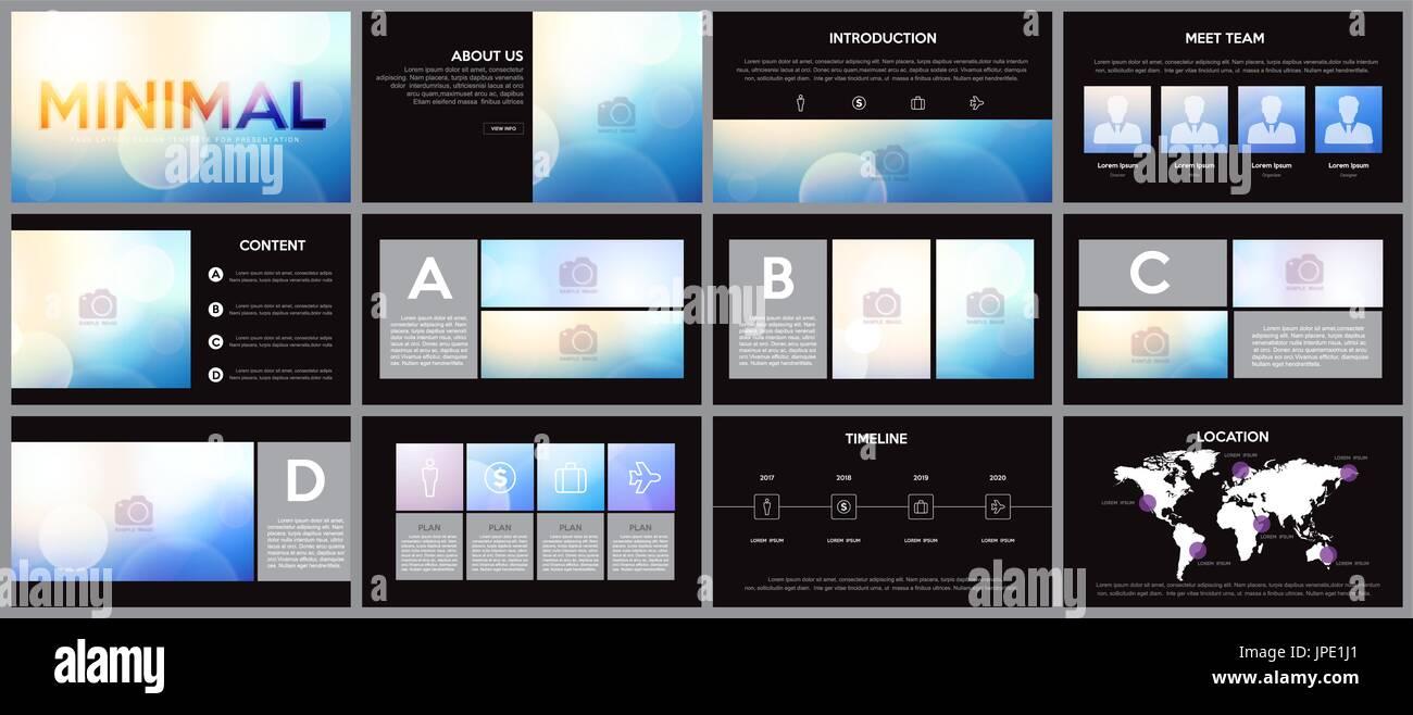 Keynote Template Imágenes De Stock & Keynote Template Fotos De Stock ...