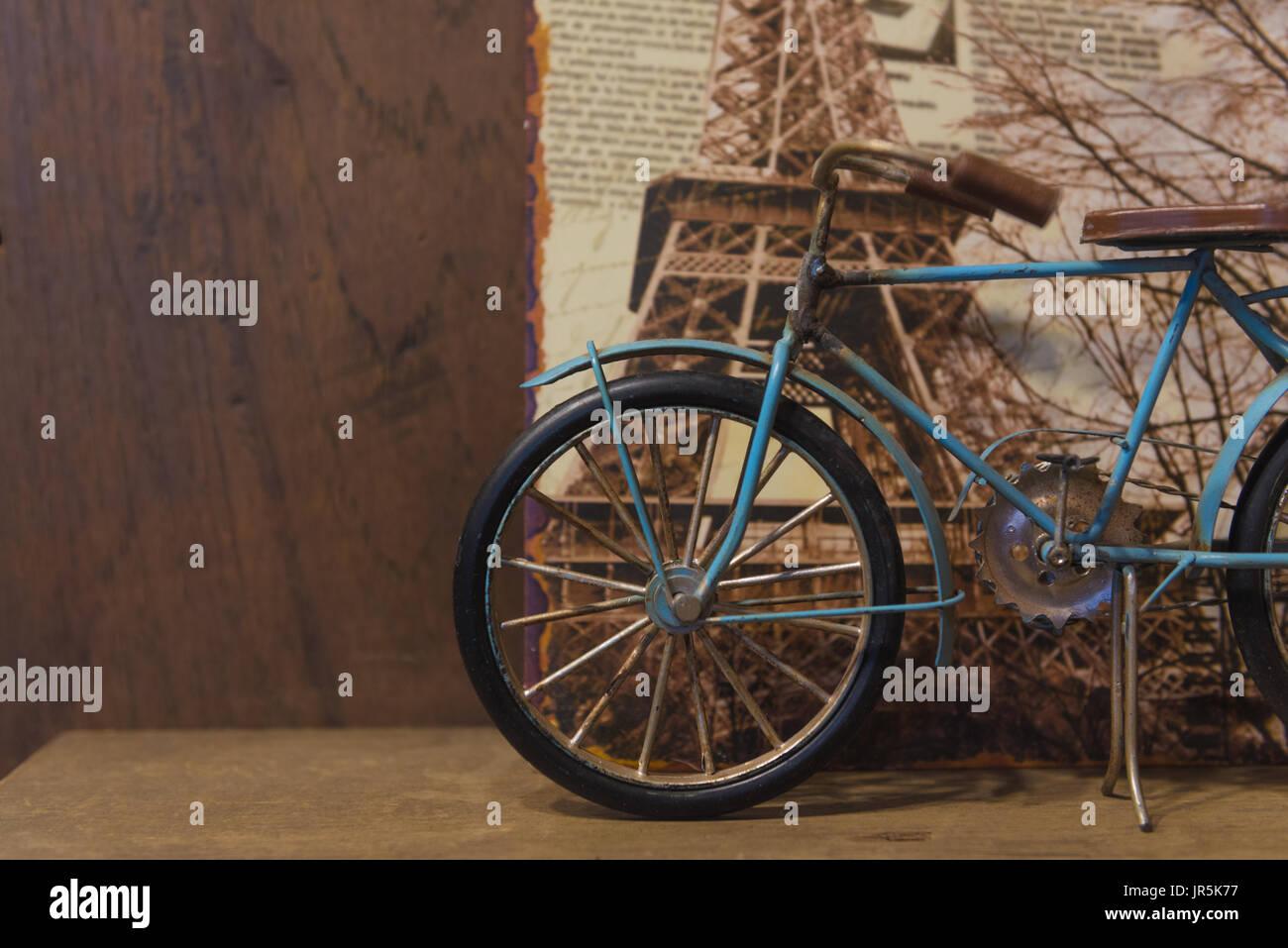 O Almacenaje Madera Juguete De Cafetería Modelo Bicicletas uiOPXkZ