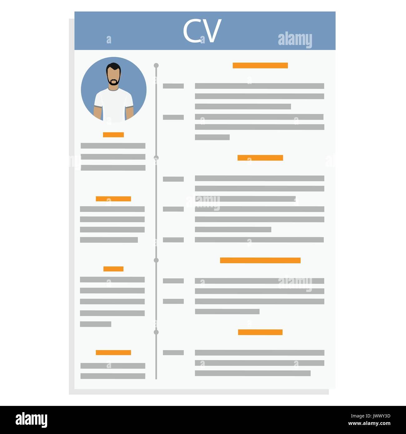 Cv Icon Imágenes De Stock & Cv Icon Fotos De Stock - Página 7 - Alamy