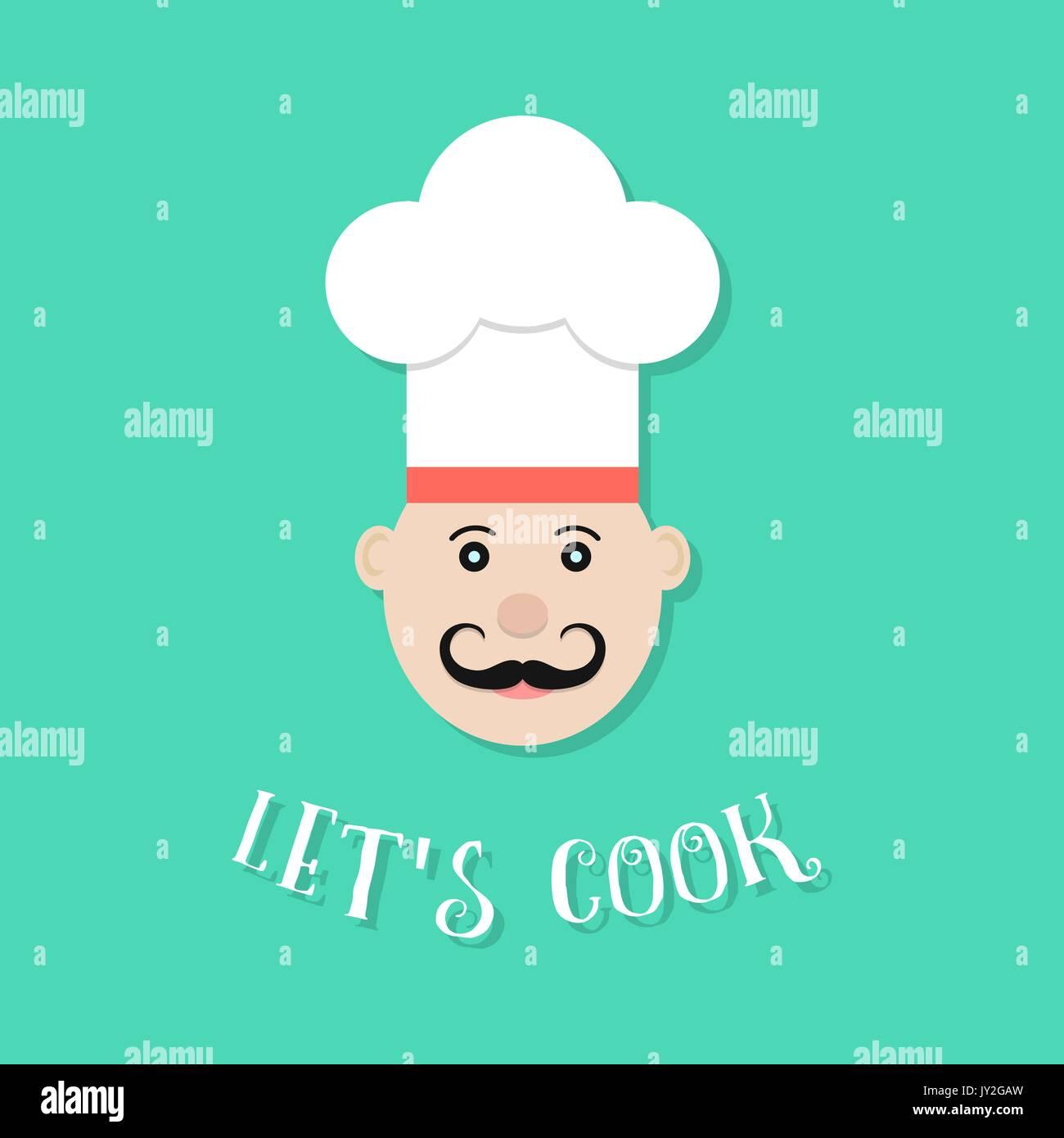 Vamos A Cocinar Con El Chef Letras
