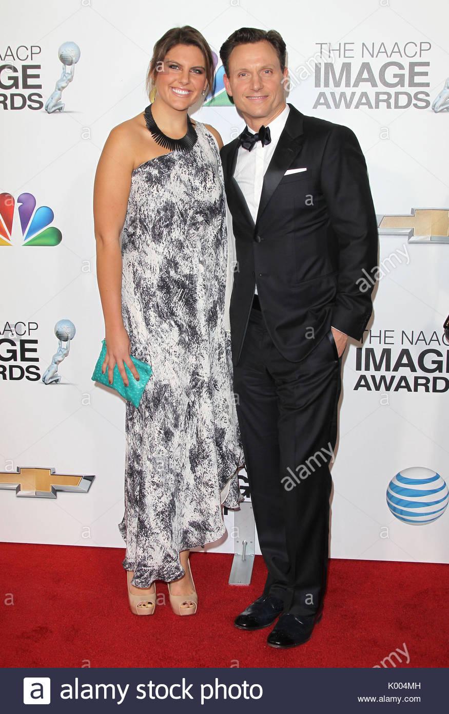 Tony goldwyn wife 2013