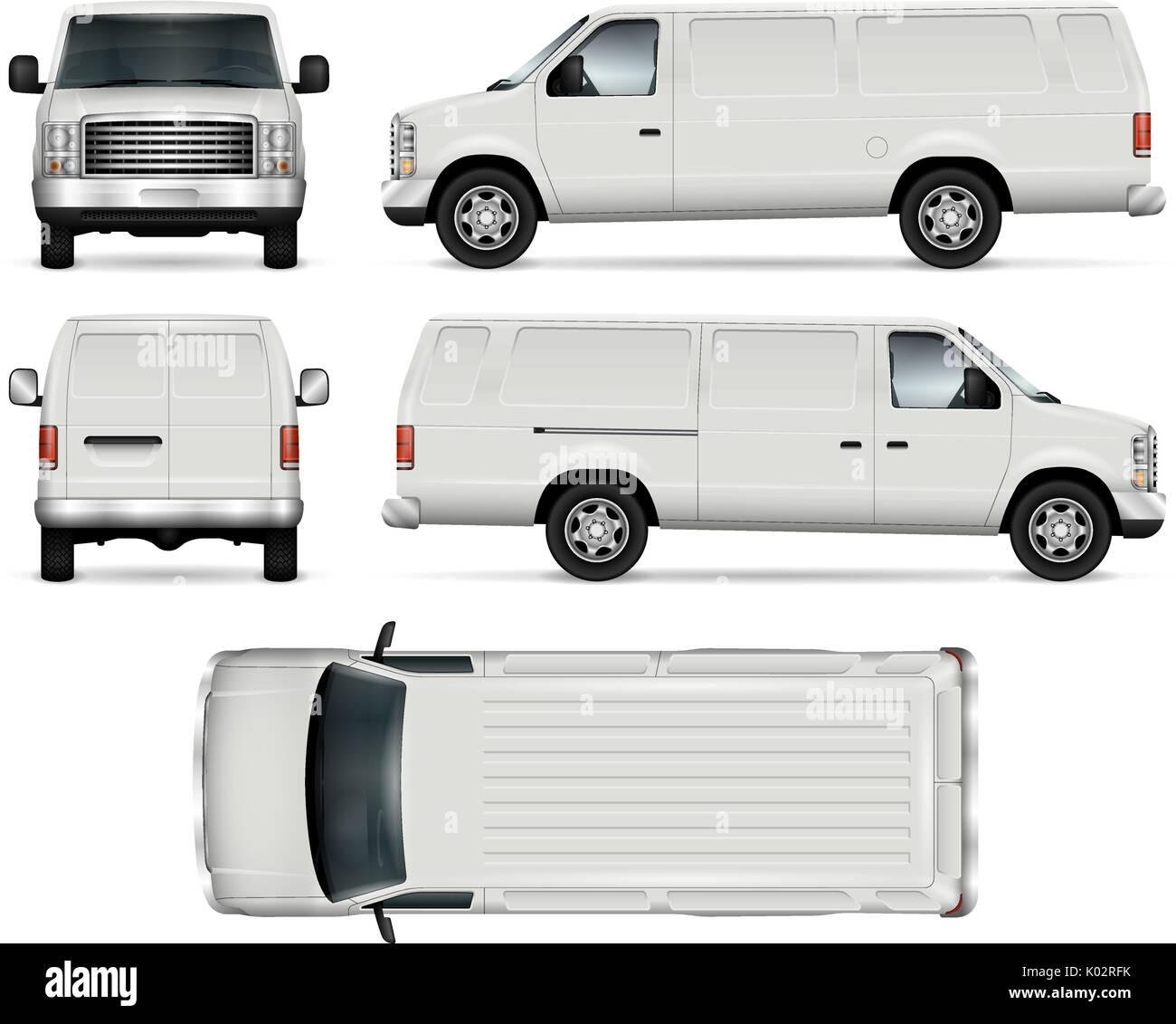 SUV coche plantilla vectorial para coches de marca y publicidad ...