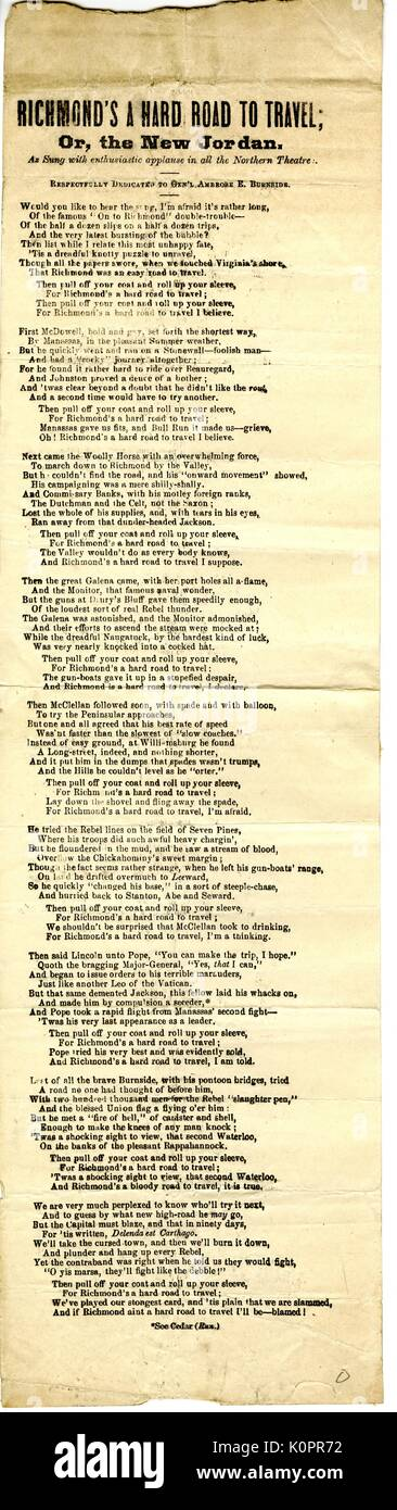 Union General George B Mcclellan Imágenes De Stock & Union General ...