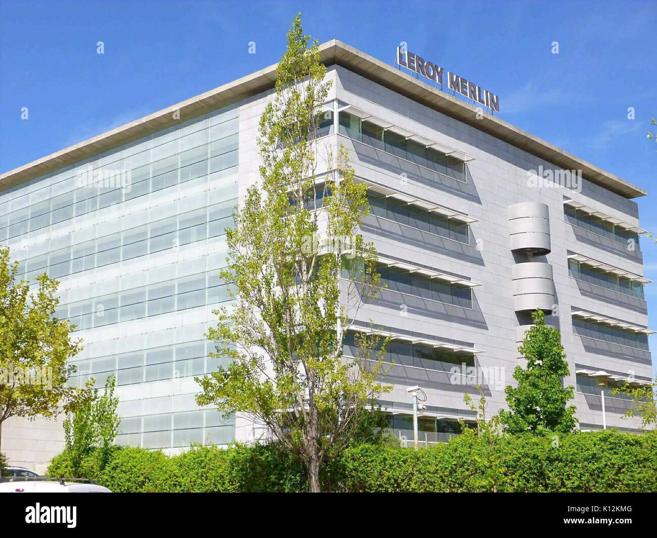 La moraleja alcobendas parque empresarial arroyo de la for Leroy merlin oficinas