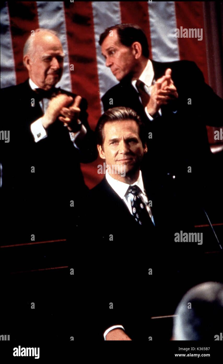 El contendiente de Jeff Bridges Fecha: 2000 Foto de stock