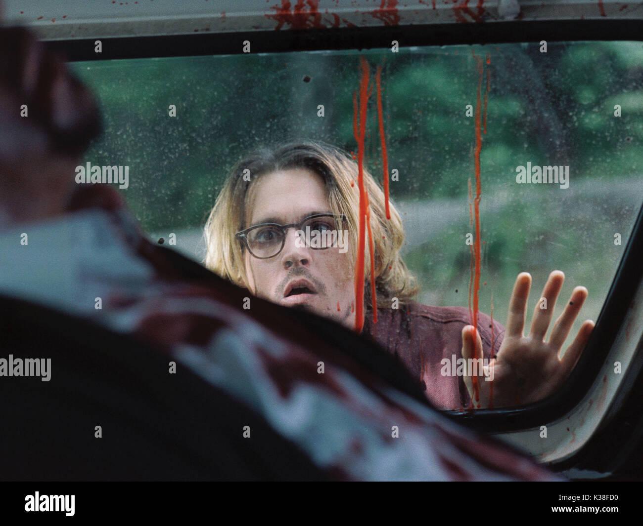 Johnny Depp La Ventana Secreta Director David Koepp Escritor