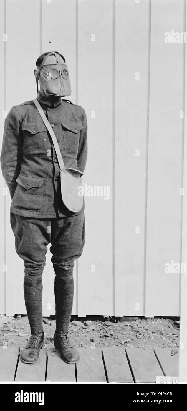 """""""Sección de Desarrollo químico [y] sección investigación y desarrollo mecánico; resumen de los logros, 1917-1918"""" (1918) Imagen De Stock"""