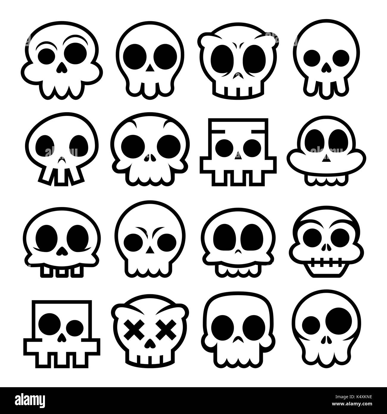 Sugar Skulls Imágenes De Stock & Sugar Skulls Fotos De Stock - Alamy