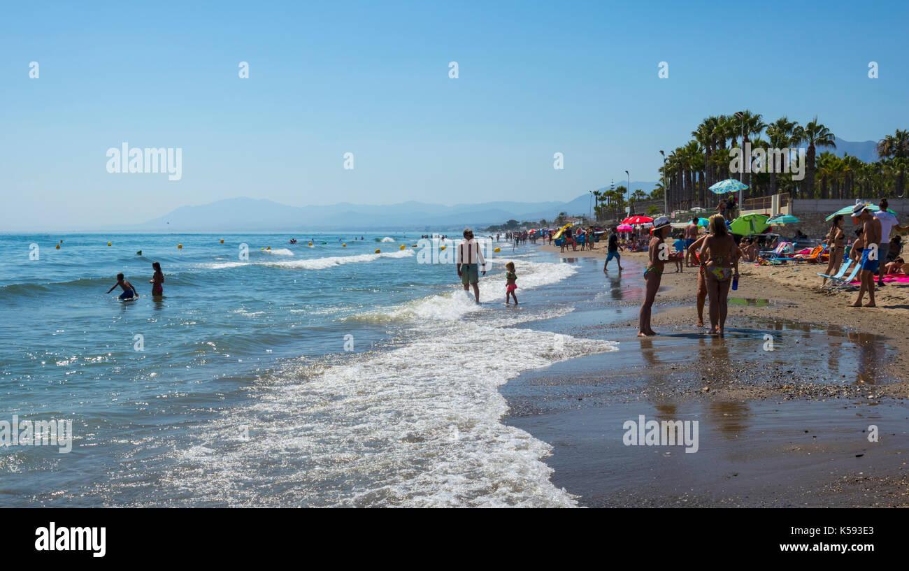 playa zaragoza espana