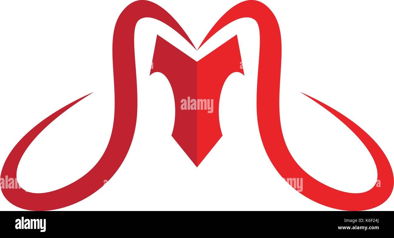 Red Bull taurus logo plantilla icono vectorial ilustración ...