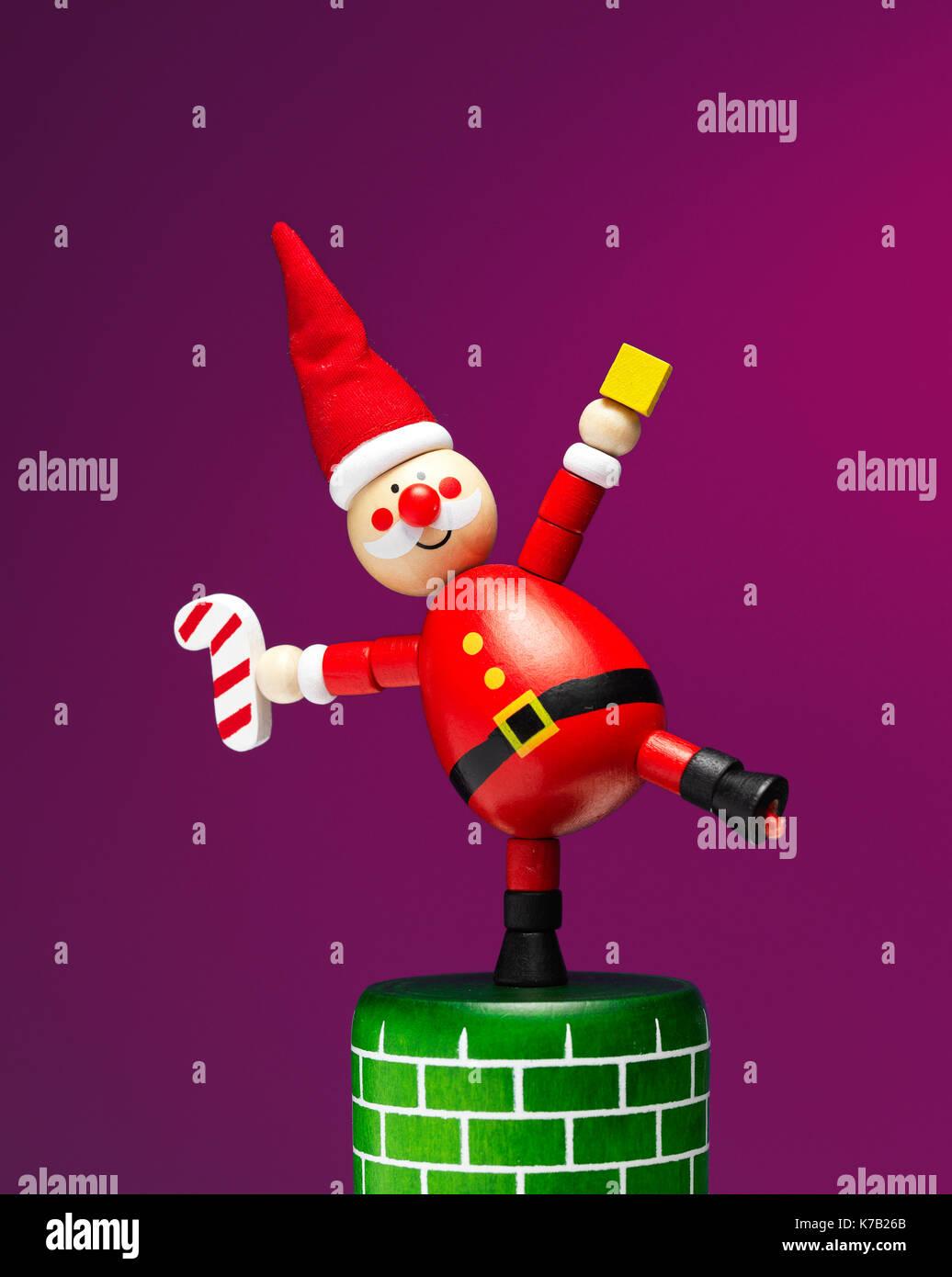 Decoración de Navidad Foto de stock