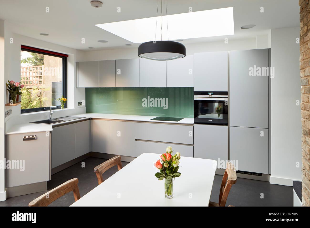 Skylight In Kitchen Imágenes De Stock & Skylight In Kitchen Fotos De ...