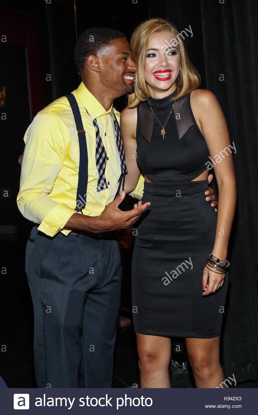 Are mirjana and denzel still dating
