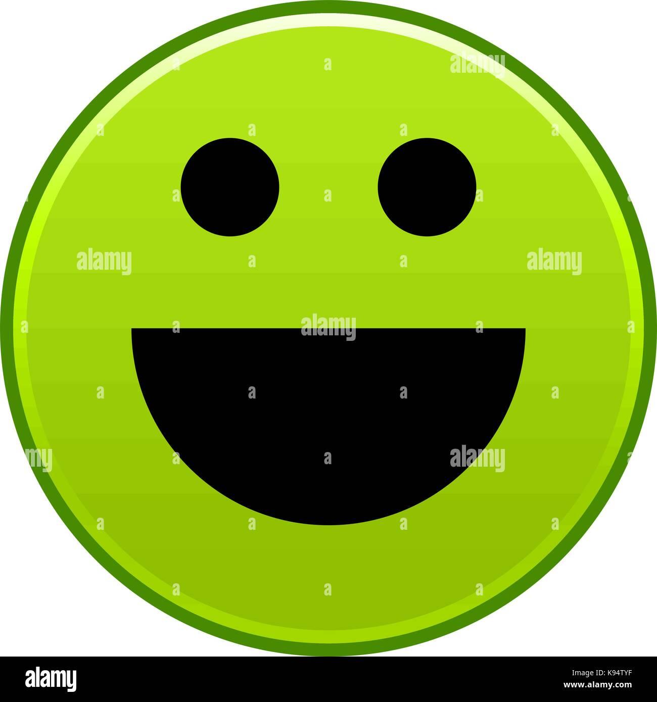 Bonito Smiley Enfrenta El Arte Del Uña Componente - Ideas Para ...