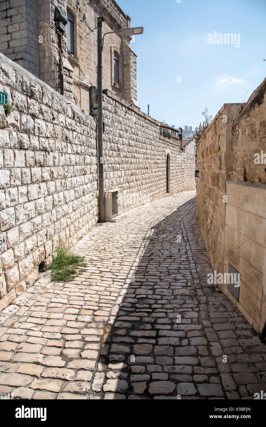 Israel, Kafr kanna en la Baja Galilea Imagen De Stock