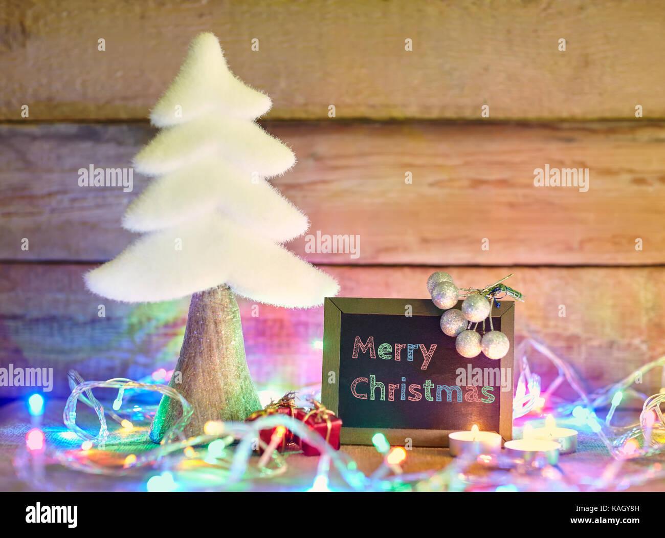 Ejemplo felicitacion de navidad