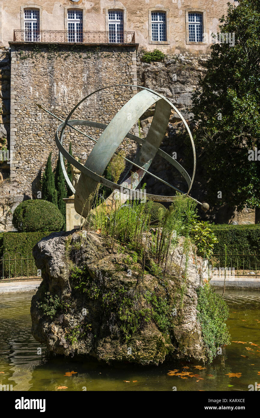 Entrecasteaux Provence Verte / Provence-Alpes-Côte d'azur Var Francia (83) Foto de stock
