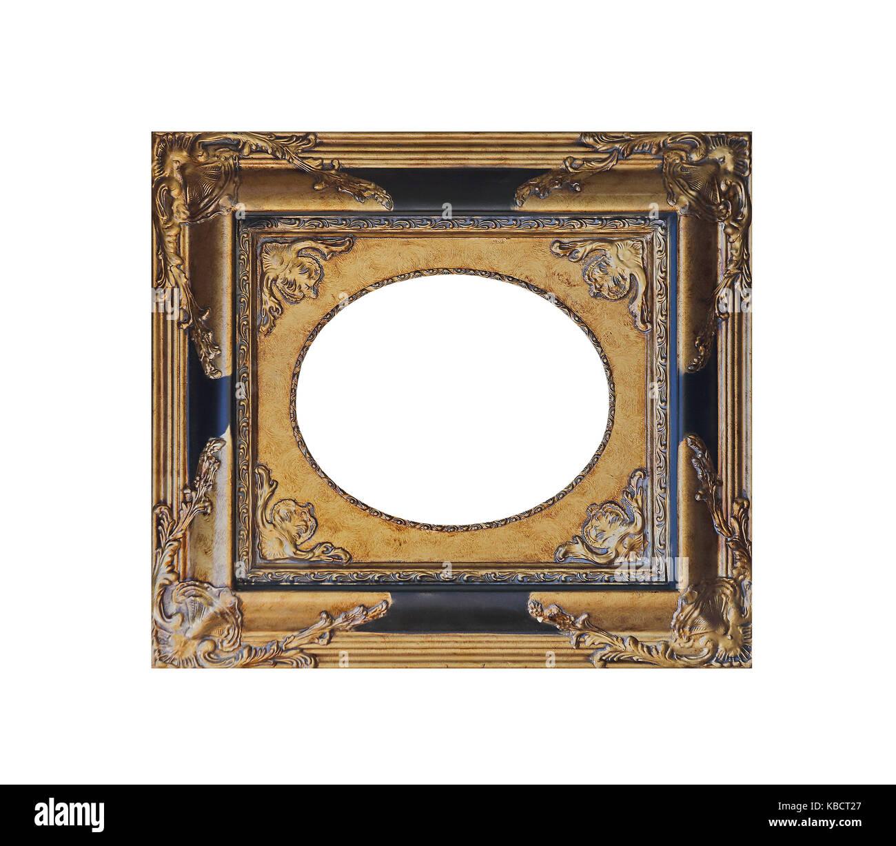 Oval Frame Imágenes De Stock & Oval Frame Fotos De Stock - Alamy