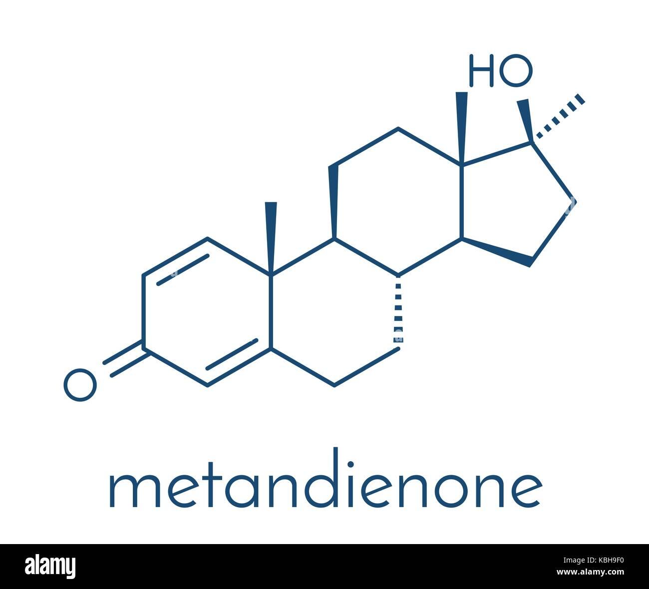 Metandrostenolona Metandienone Esteroide Anabólico