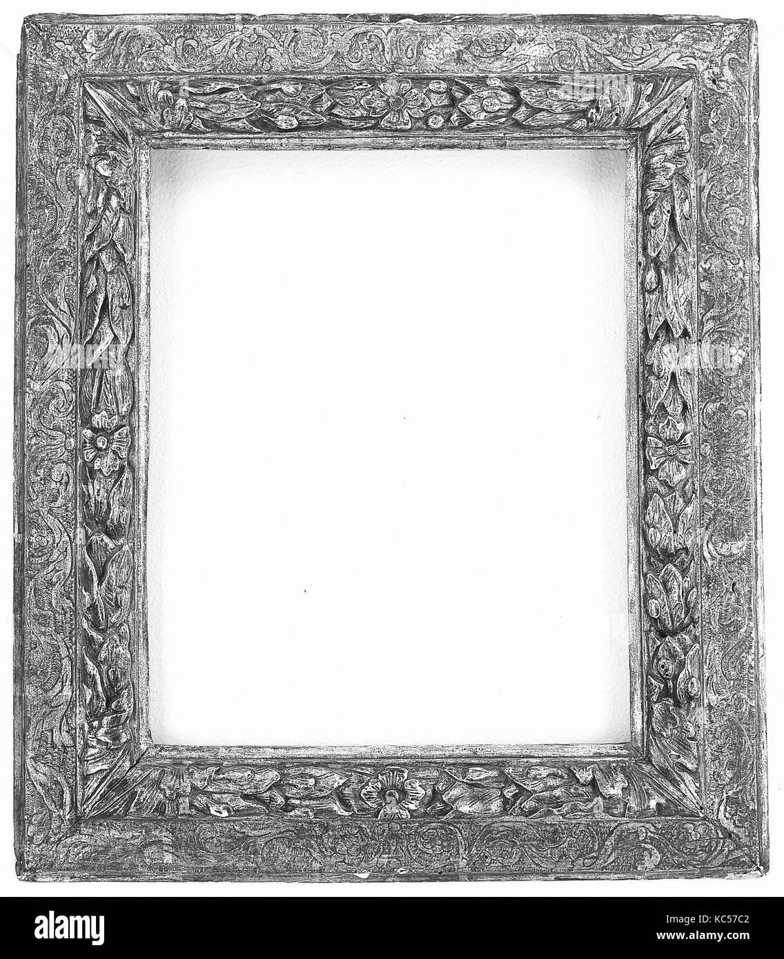 Bastidor astragal, a principios del siglo 17, italiano, Veneto ...