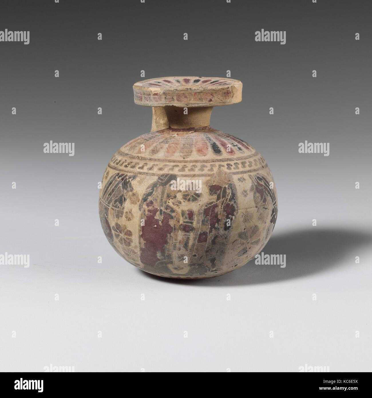 Griega Y Romana Griego Antiguo Corintio Cerámica Aryballos Arte Y Antigüedades Aphrodite