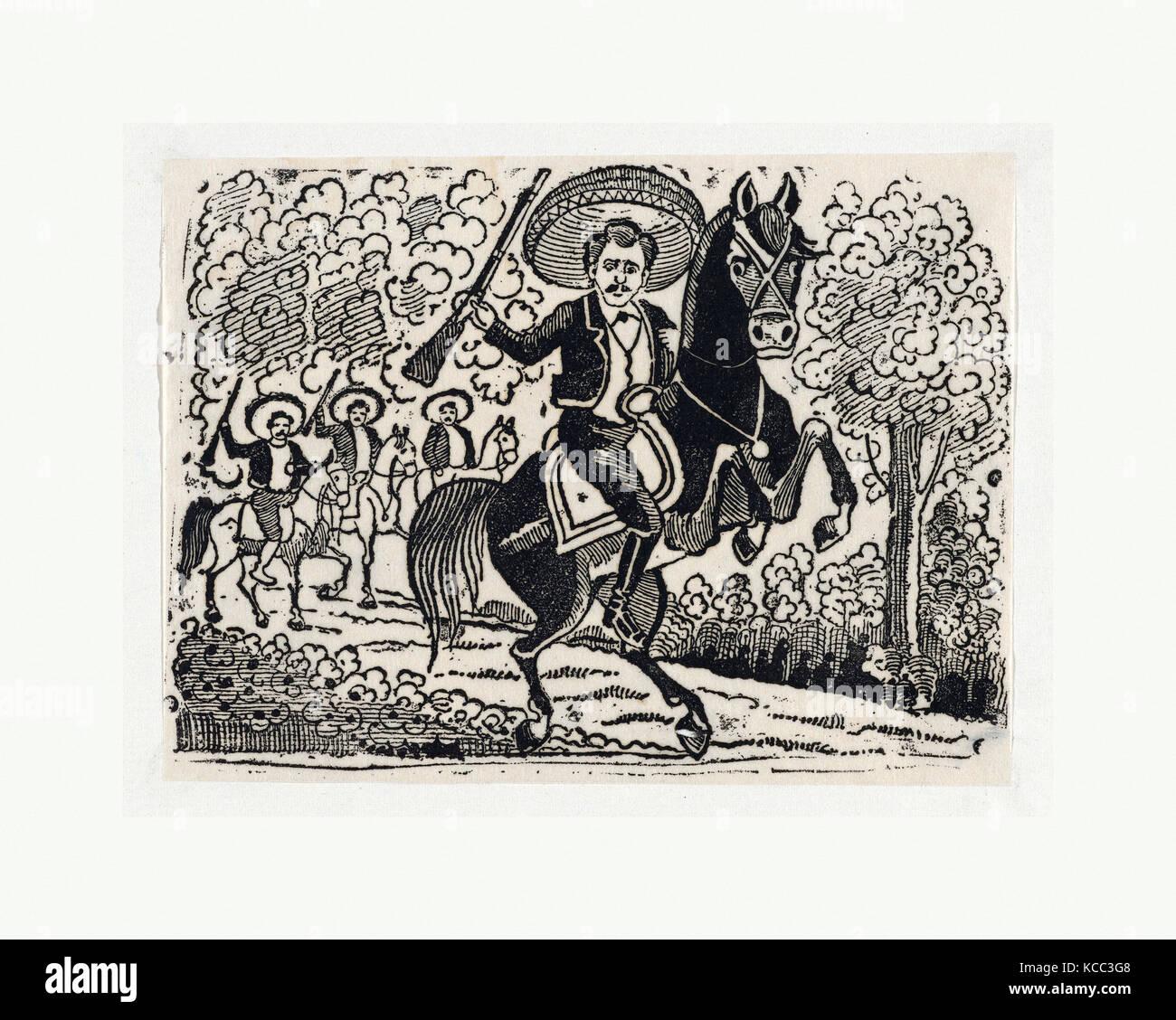 Dibujos CaballoEscena De Y GrabadosImpresiónEmiliano A Zapata WE29DYIH