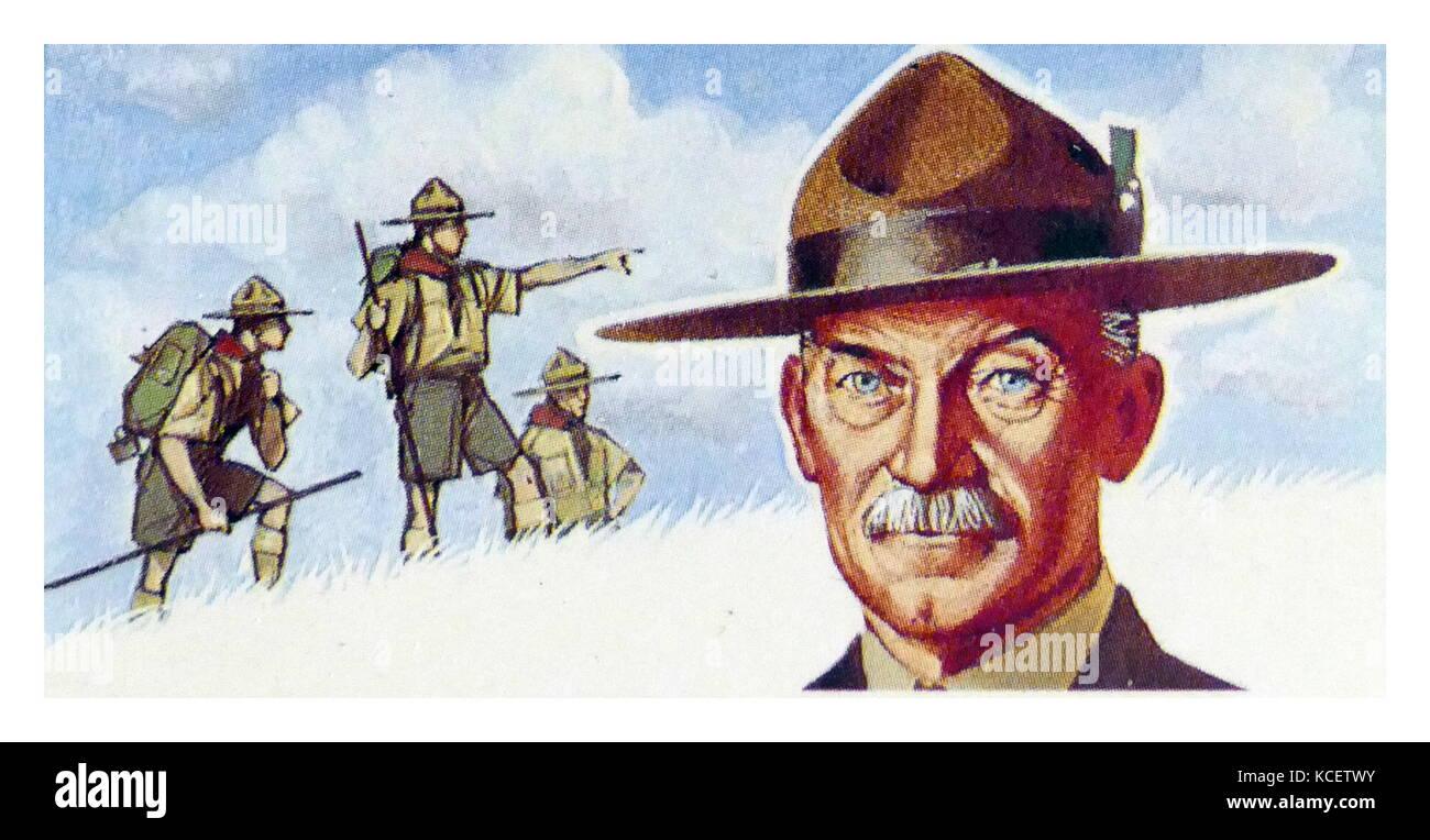 Robert Baden Powell Imágenes De Stock Robert Baden Powell