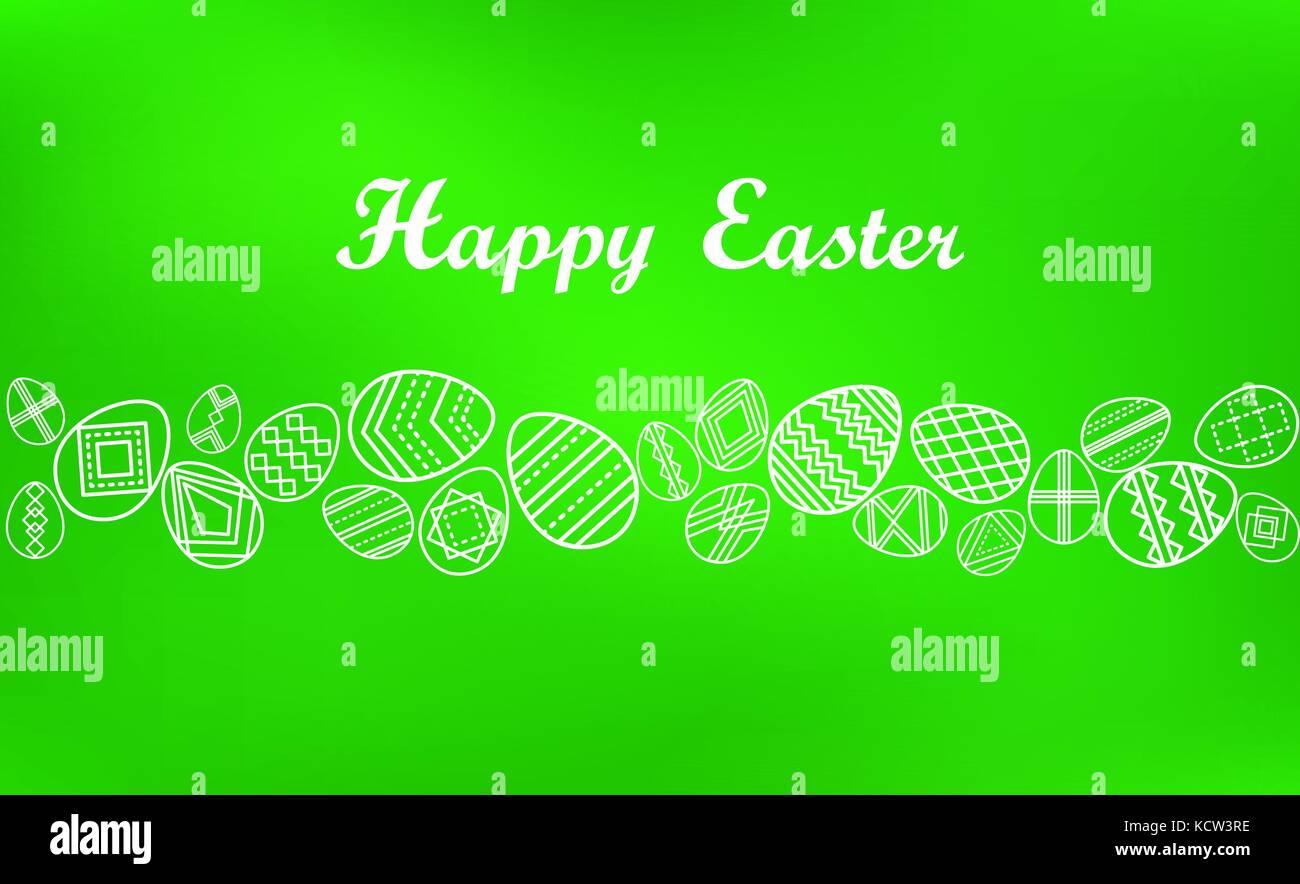 Fondo brillante. inscripción de escritura feliz Pascua. plantilla ...