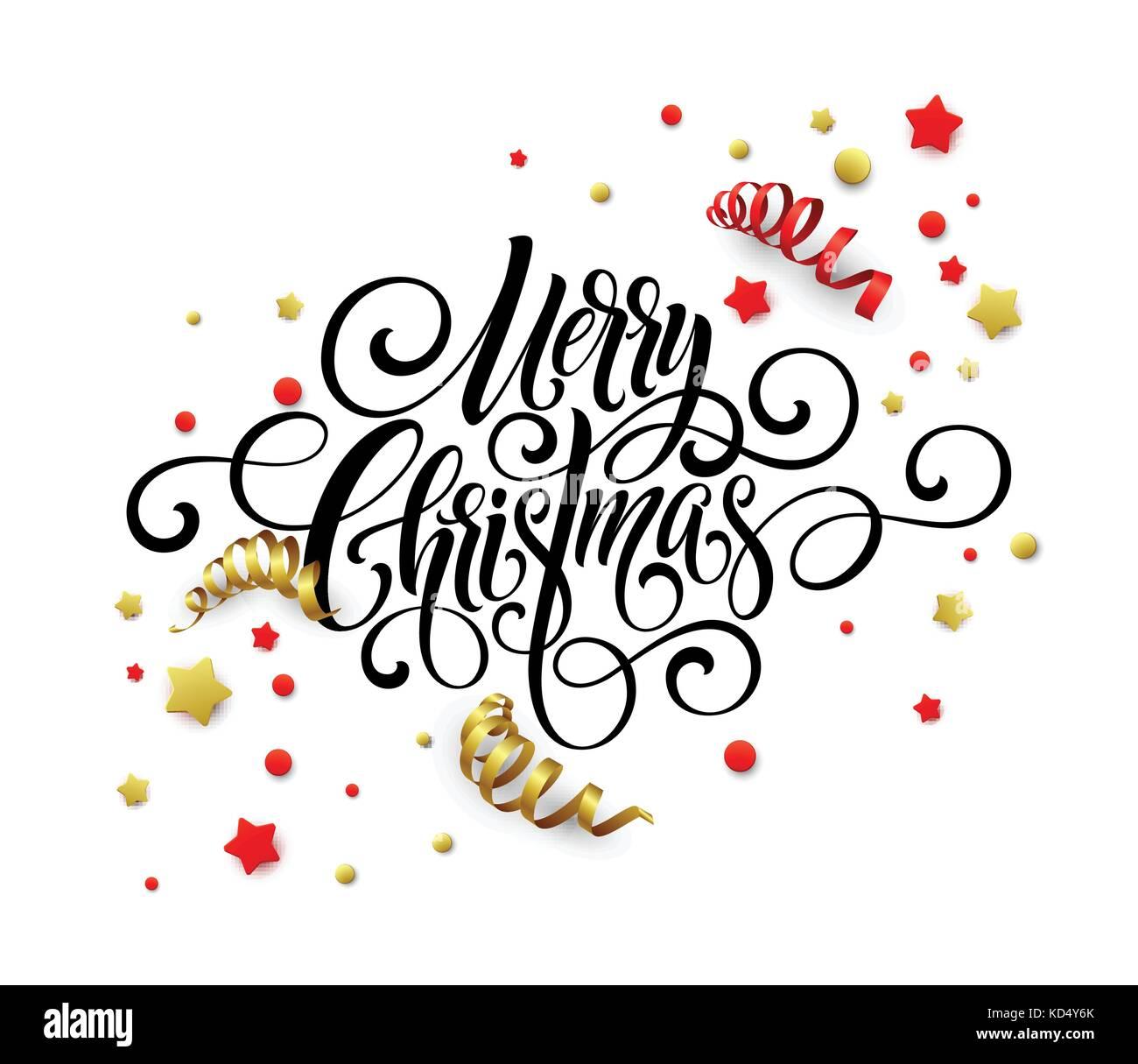 Felicitaciones Escritas De Navidad.Feliz Navidad Letras Script De Escritura Felicitaciones De