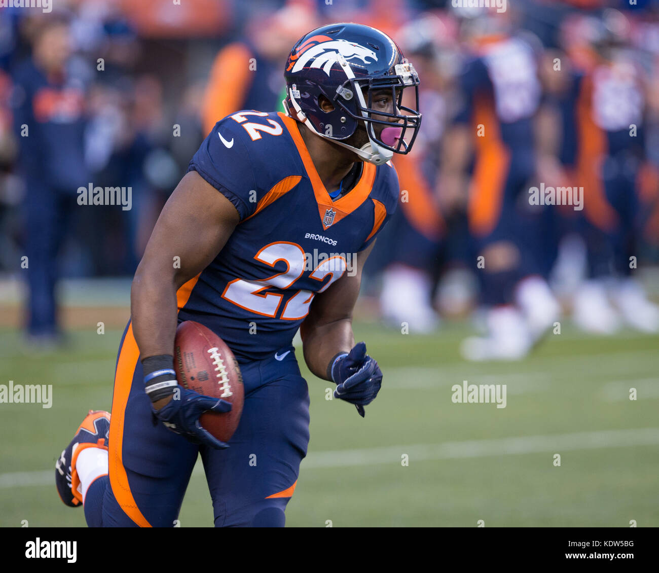 Vistoso Colorear Denver Broncos Motivo - Ideas Creativas para ...