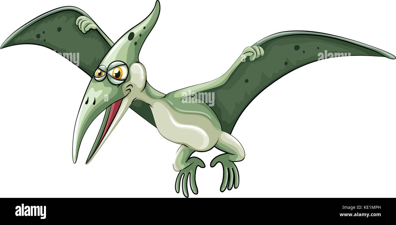 Dinosaurio Volador Fotos E Imagenes De Stock Alamy Medía hasta 15 metros de largo, 5 metros de alto y pesaba hasta 6 toneladas. https www alamy es foto dinosaurios voladores ilustracion en blanco 163536761 html