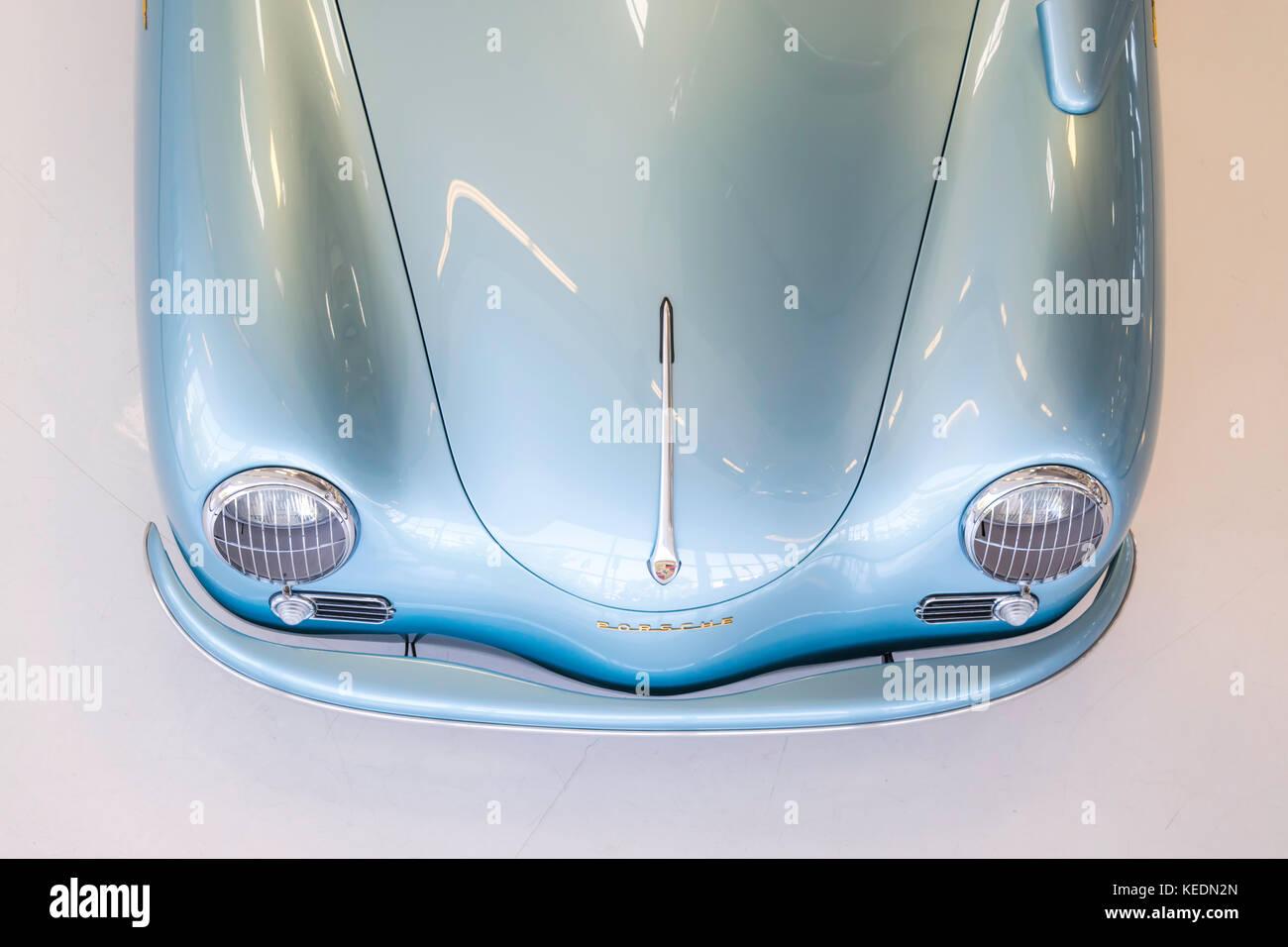 Porsche Speedster Imagen De Stock