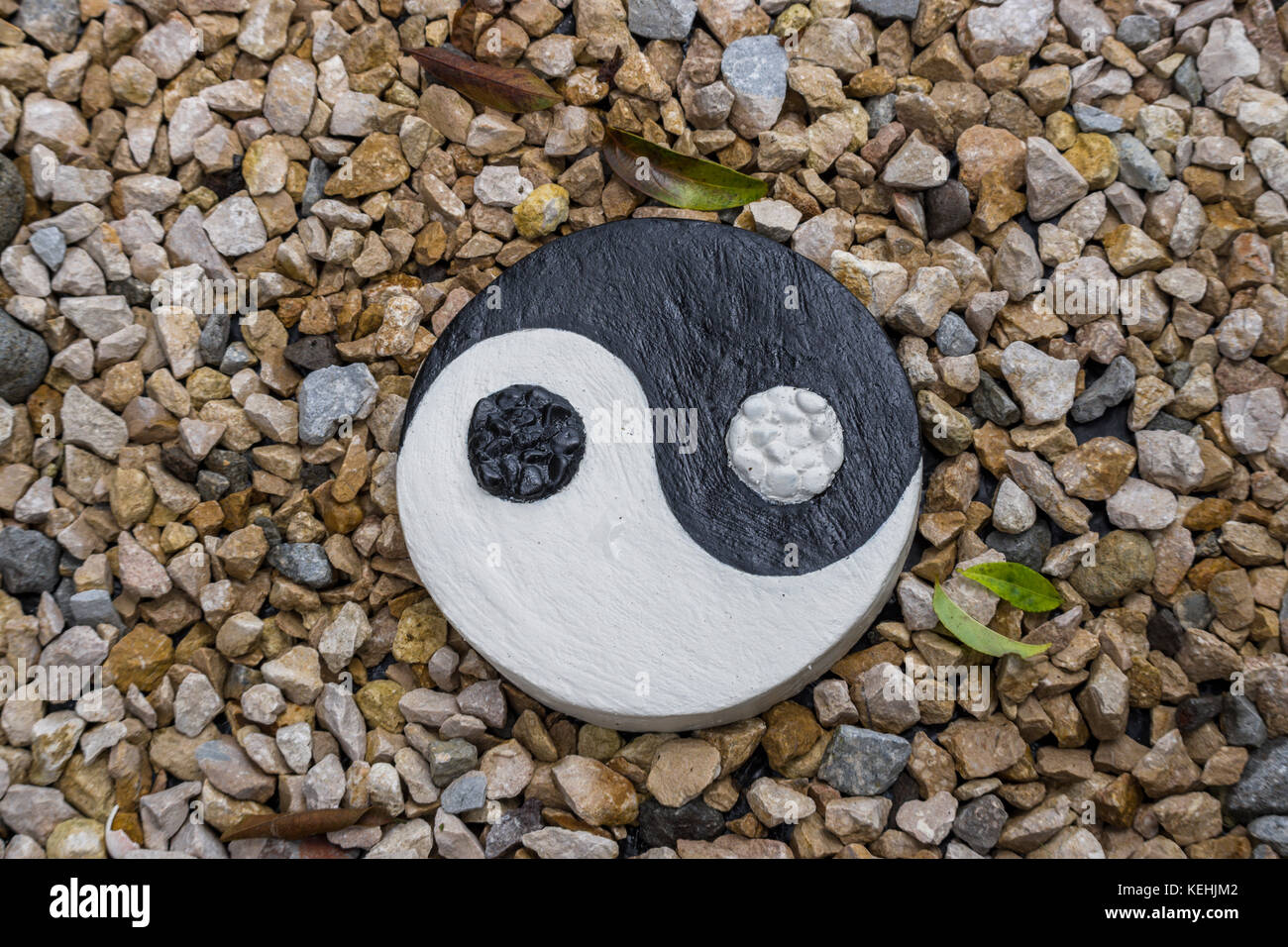 Yin yang symbol background im genes de stock yin yang for Jardin yin yang