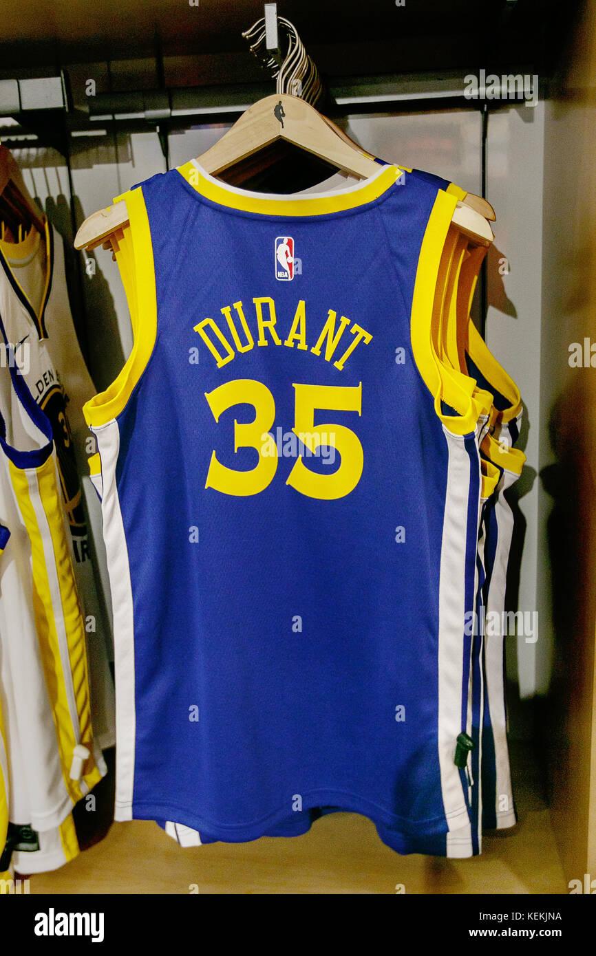 Replica Jersey de Kevin Durant de Golden State Warriors a la venta en la  tienda de 80b9461807b