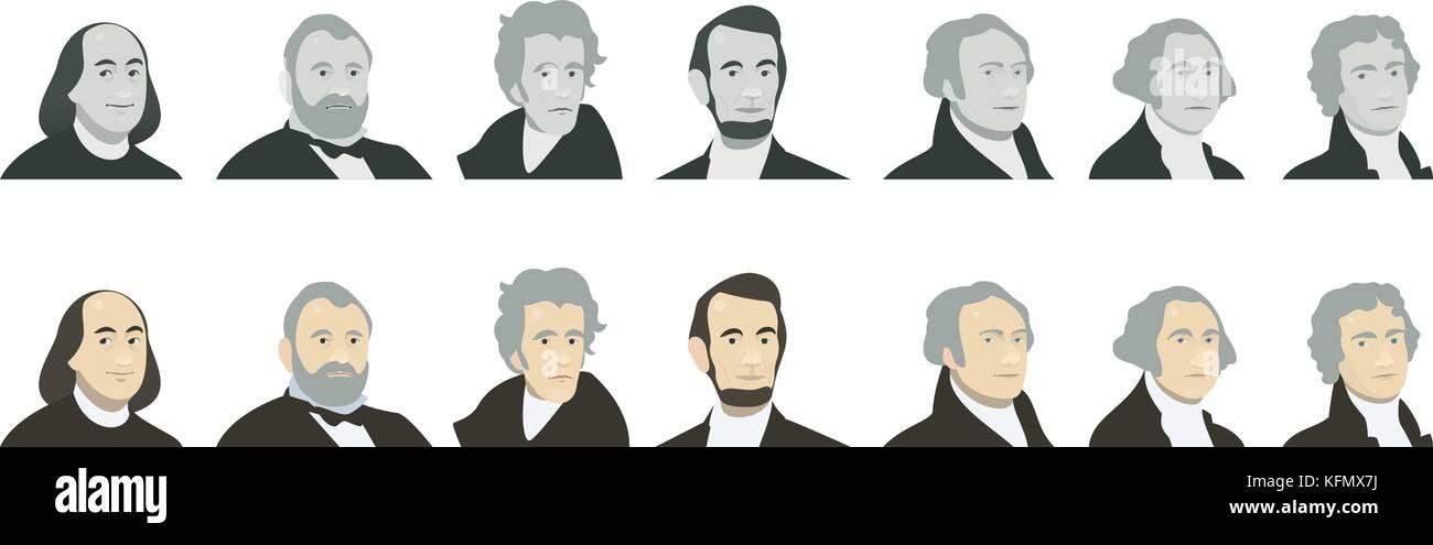 Jefferson Cartoon Imágenes De Stock & Jefferson Cartoon Fotos De ...