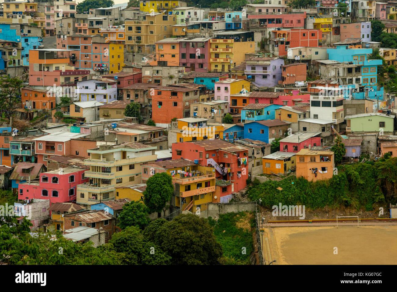 Sudamérica Ecuador guayaquill provincia de Guayas, la perla del Pacífico Foto de stock