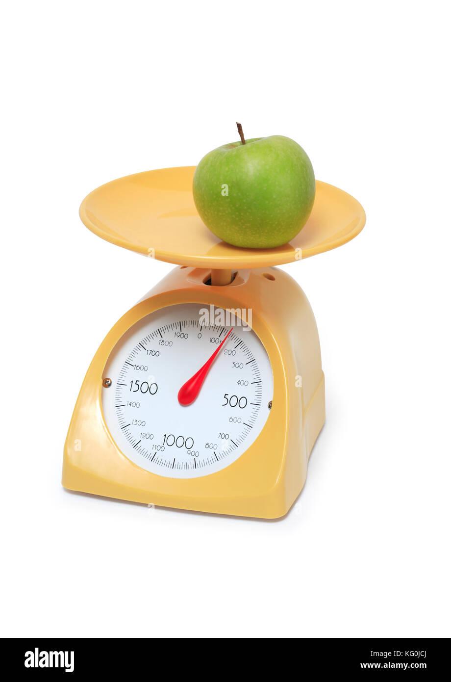 Bascula de cocina Manzana Vascula