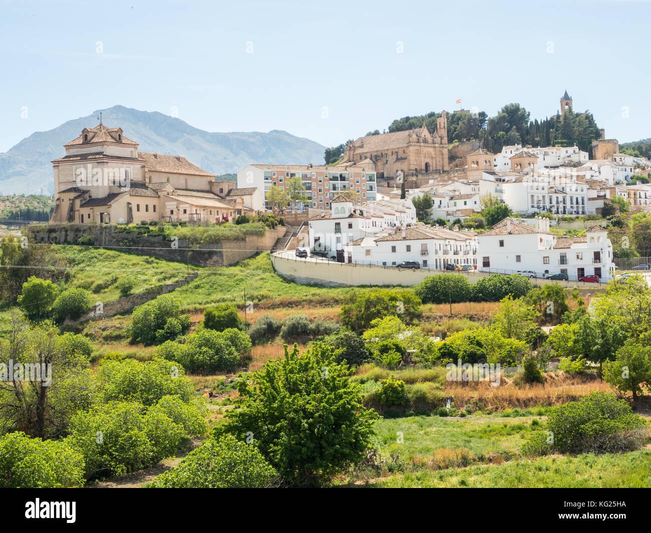 Antequera, Andalucía, España, Europa Imagen De Stock