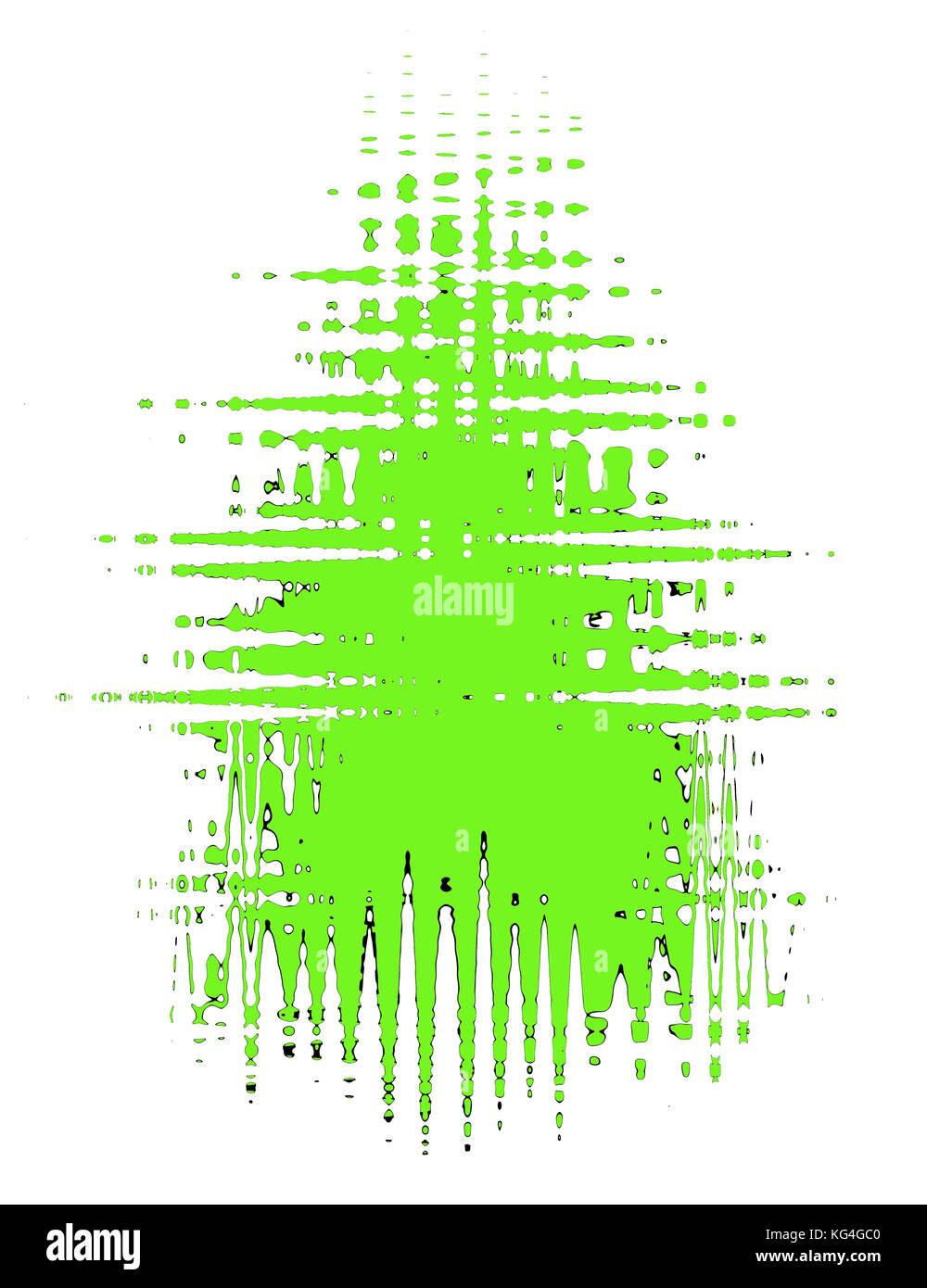 Weihnachtbaum stilisiert,kunst, weihnachtskarte wandbild, papel tapiz, arte, árbol de navidad , buena impresión, de una postal o ilustraciones Foto de stock