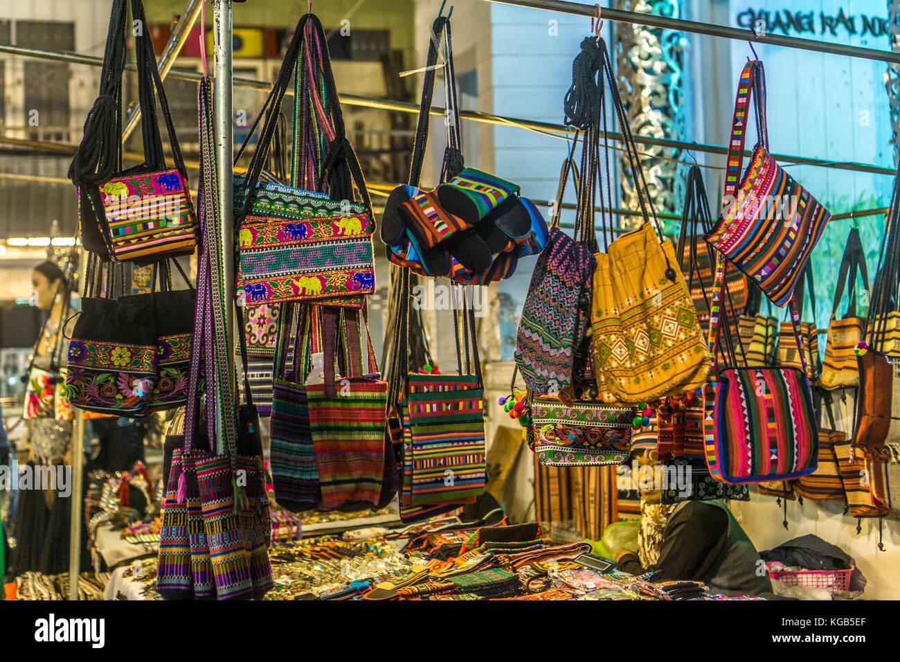 chiang rai tailandia artesan a tnica de la cercana