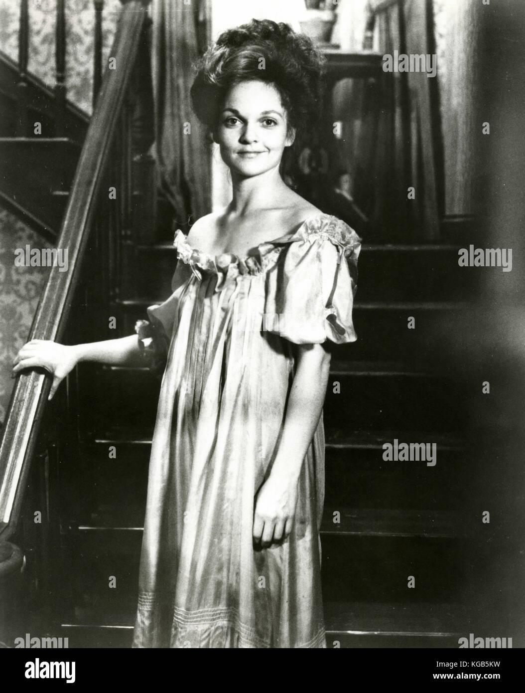 La actriz Pamela Reed en la película The Long Riders, 1980 Imagen De Stock